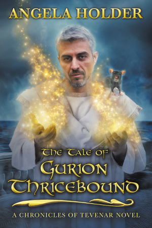 The Tale of Gurion Thricebound Cover