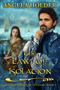 The Law of Isolation Cover